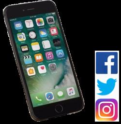 Mac Creative Mobile Phone & Social Media 01